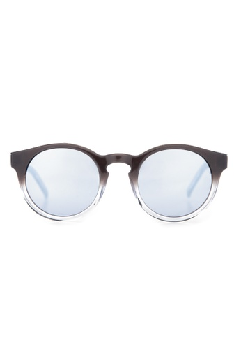 Marshall Eyewear grey and silver Nico Silver Crystal MA266AC59OWUSG_1