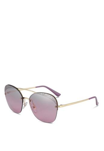 Vogue gold Vogue VO4104S Sunglasses ADE89GL643E94CGS_1