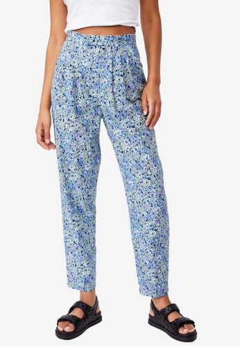 Cotton On multi Ultimate Pleat Pants EDD2FAAF41FC49GS_1
