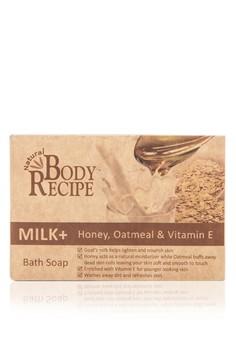 Soap Milk+Hon+Oatm+Vit E 135G