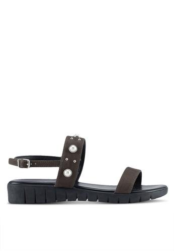 Bata green Jojo Sandals EDEB4SHDBA6B9EGS_1