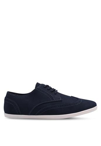 ALDO navy Ulovia Smart Casual Shoes 5EE53SH0801FF6GS_1