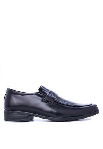 Italianos black Drew Formal Shoes IT153SH12GCHPH_1