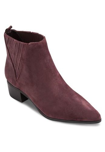 Safarri 尖頭低跟短靴, 女鞋, esprit台灣門市鞋