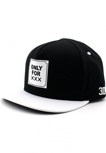 DOSSCAPS black and white TRENTA OFX Snapback (Black & White) A3EACACC299527GS_1