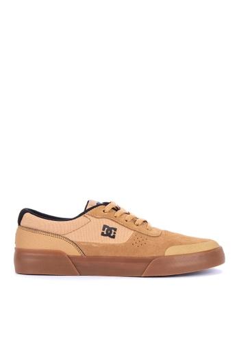 DC brown Switch Plus Shoes 021E8SH604D789GS_1