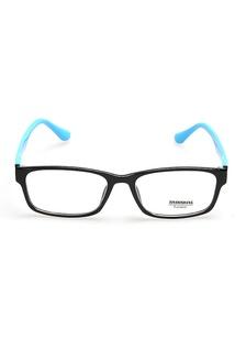bb7e4c69ab Plastic Frame Glasses with Blue Arm CCF21GL90D9372GS 1 Elitrend ...