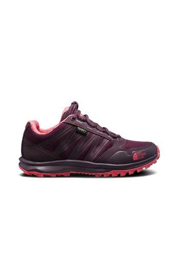 f540c11e8c3c5 The North Face purple The North Face Women Litewave Fastpack Gtx Purple Hiking  Shoes A1DC3SHC3D9790GS 1