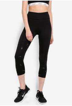 f4193ea79aa9 Nike black As W Nike One Tights Crop Pr 8E329AACA1637EGS 1