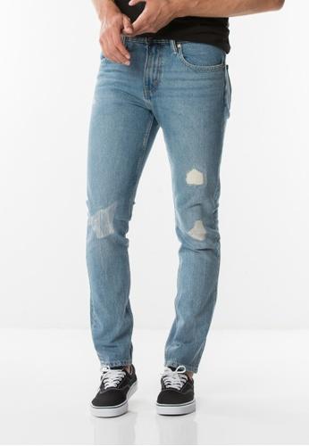 Levi's blue Levi's 512™ Slim Taper Fit Jeans 67FF7AA2E47D93GS_1