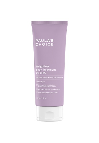 Paula's Choice purple Weightless Body Treatment 2% BHA (Salicylic Acid) 822FCBE799D37EGS_1