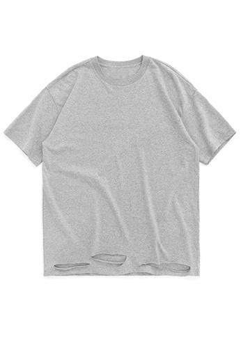 Twenty Eight Shoes Stylish Cut Short T-shirt 1064S20 579FBAA1495BC3GS_1