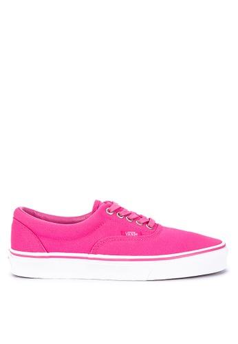 Vans pink Optional Lace Era Gore Sneakers 960BDSH3220967GS_1