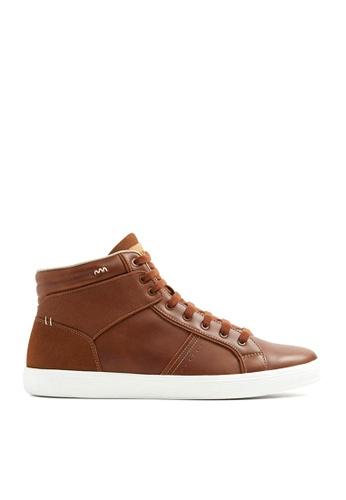 ALDO brown ALDO Trearia Sneakers 8FF7ASH3686EC0GS_1