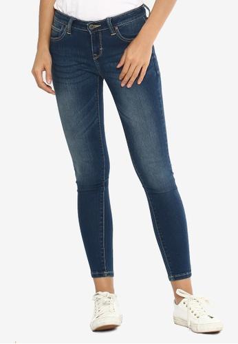 Buy Lee Women's Denim Jeans Pants 101+ Edeline 2020 Online | ZALORA  Philippines
