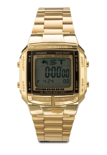 Casio gold Casio General Men's Watches Data Bank DB-360G-9ADFÃ' CA843AC56XITMY_1