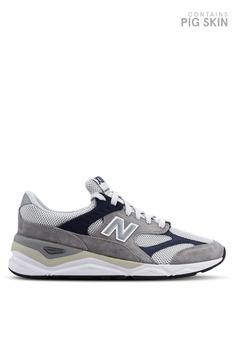 e08c97c5c45 New Balance grey X90 Heritage Reconstructed Shoes 41716SH01C5C5EGS 1