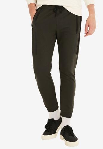 LC Waikiki green Slim Fit Sweatpants E1EBDAA5C6126AGS_1