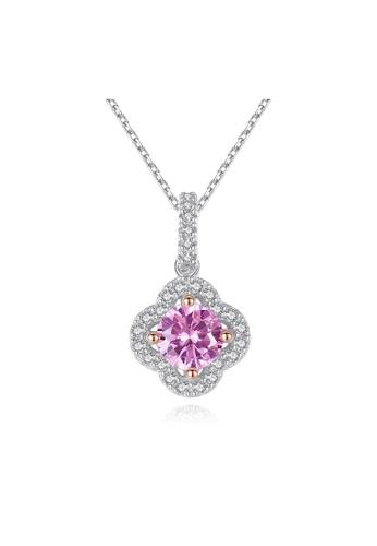 SUNRAIS silver Premium Silver S925 Silver Fashion Necklace BEB4CAC4ADC53FGS_1