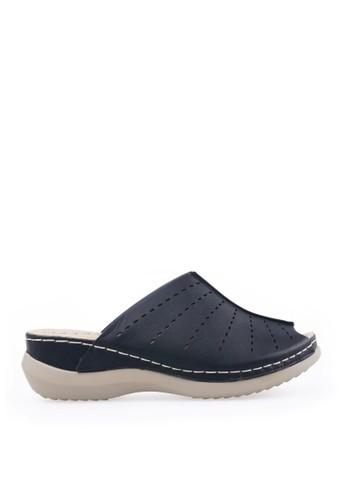 CLARETTE black Clarette Sandal Alexa Black CL076SH54TAZID_1
