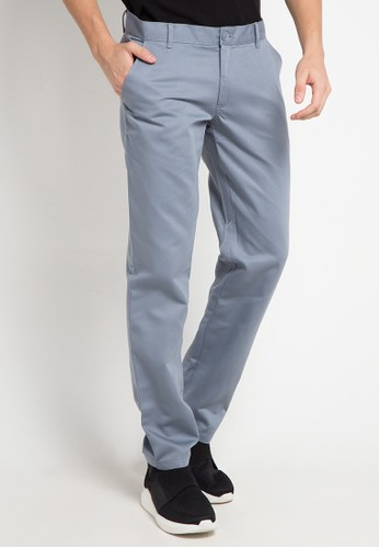 Tolliver blue Long Pants Chinos 083E4AAC58CD38GS_1