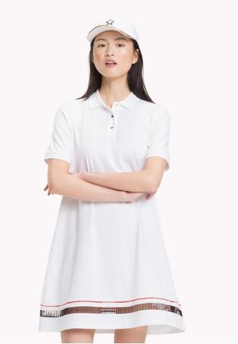 48b34dca Buy Tommy Hilfiger DAPHNE POLO DRESS SS Online on ZALORA Singapore