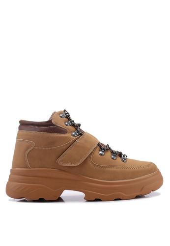 Rubi 褐色 Helena Hiking Hi上衣 010F0SHC26C433GS_1