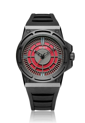 Assassin's Time red Assassin's Time MACHINE Black Strap FB05EAC1063F96GS_1