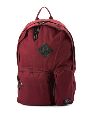 Parkland red Academy Backpack PA067AC0IUEGPH_1