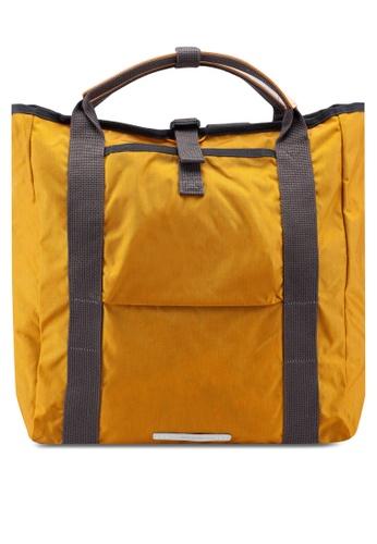"Rawrow yellow Rail 2Way 600 Cordura 13"" Backpack 30306AC25C53BAGS_1"