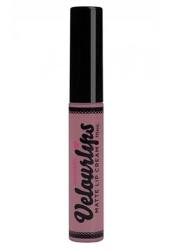 Australis Velourlips Matte Lip Cream – PHENOM-PENH AU782BE17SDISG_1