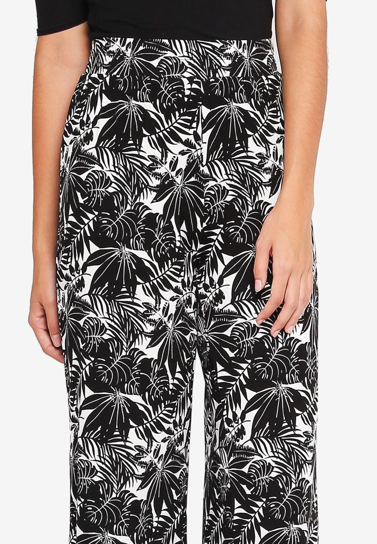 black knit pajama cropped carmine studio leaf max pants shadow n51wxtx. Black Bedroom Furniture Sets. Home Design Ideas