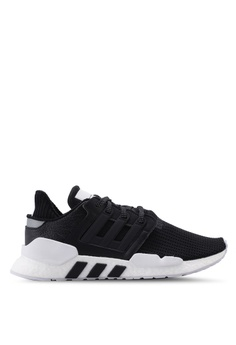 06b82f02c adidas black adidas originals eqt support 91 18 shoes 56B07SH437576DGS 1