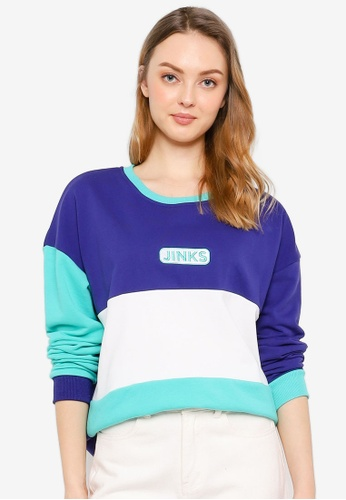 BYJO purple JINKS Dawn Sweater 35D81AA4E09E54GS_1