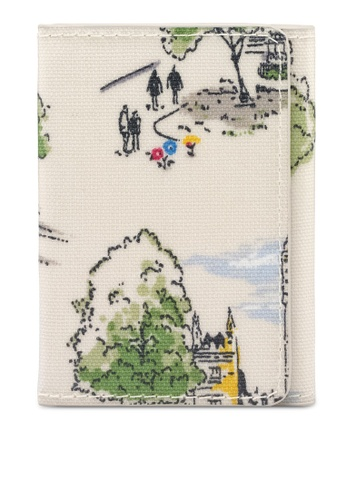 Cath Kidston white Billie Goes to Town Ticket Holder BB2EBAC2378BA3GS_1