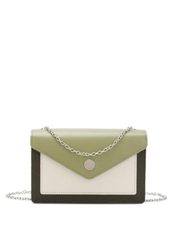 PLAYBOY BUNNY 綠色 Women's Sling Bag / Shoulder Bag / Crossbody Bag AE2A7AC2C21436GS_1