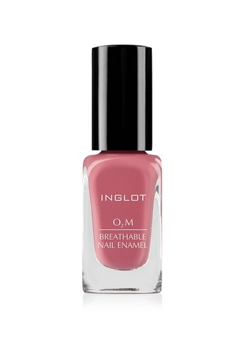 INGLOT pink O2M BREATHABLE NAIL ENAMEL 681 8566DBE904CE39GS_1