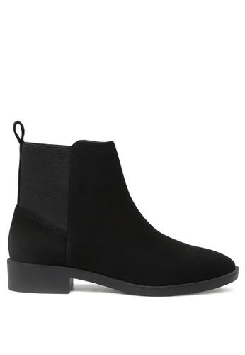 London Rag black Betty Ankle Boots SH1694 A6AE0SHB4D0F36GS_1