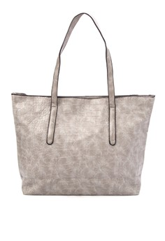 Queen Python Tote Bag with Sling