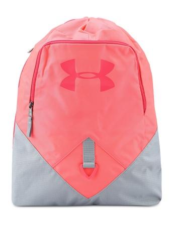 Under Armour pink Ua Undeniable Sackpack UN337AC0STZUMY_1