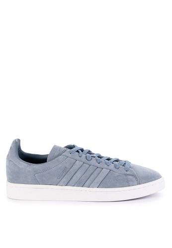 adidas multi and grey adidas originals campus stitch and turn D8A86SH7633962GS_1