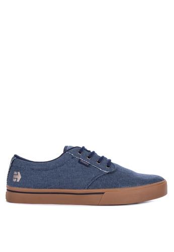 Etnies blue Jameson 2 Eco Sneakers 4996CSHA6A2A27GS_1