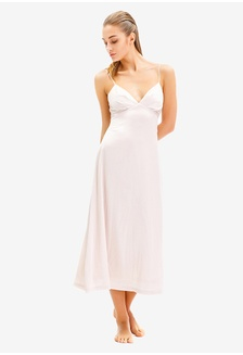 e8c023531e9 Zoey Sleeveless Long Dress NO444AA0FP63SG 1