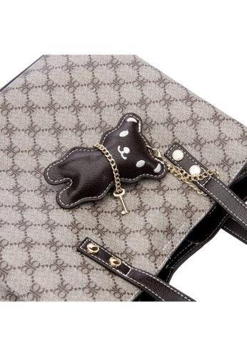 7d9a7620ab Buy British Polo Bean Bear Tote & Sling Bag Online | ZALORA Malaysia