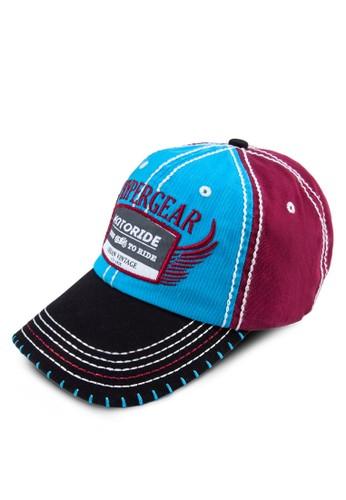 騎士徽章鴨舌帽, 飾品配件, 鴨舌zalora時尚購物網評價帽