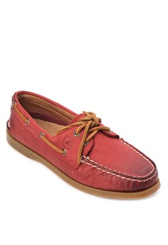 A/O Weather Worn Boat Shoes