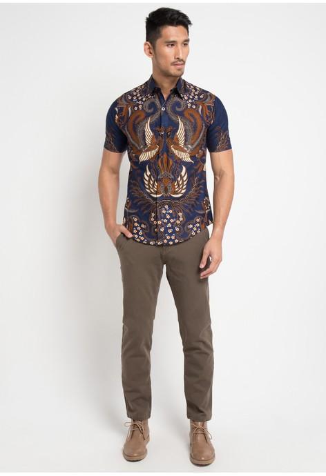 Baju Batik Pria Online  96c11efdf4