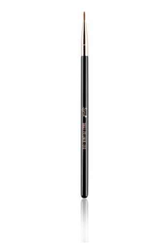 Sigma Beauty black and brown E10 Copper Small Eye Liner Brush SI287BE0SS49MY_1