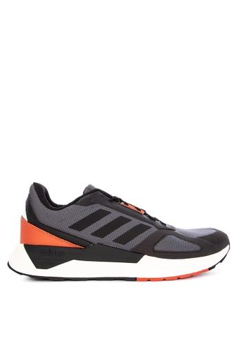 adidas black adidas run80s A602ESH4EB4EB8GS_1