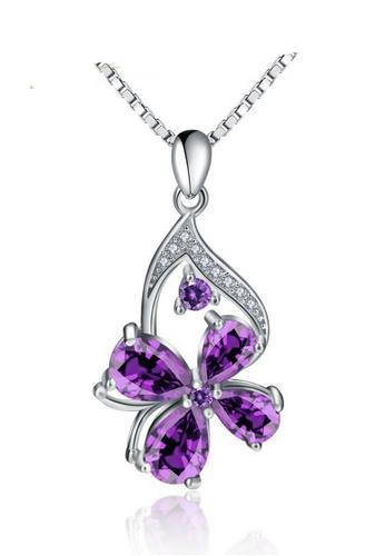 LYCKA silver LPP88111 S925 Silver Necklace 263FFACC2F6143GS_1